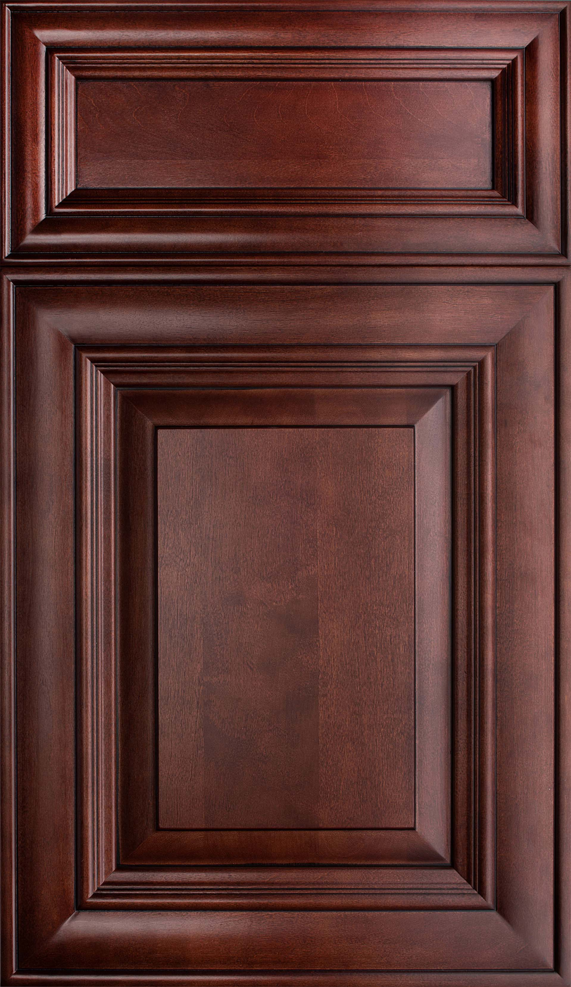 Bold And Striking, The Elite Cabinets Feature Beautifully Mitered Raised  Panel Doors And Matching Recessed Panel Drawer Fronts.