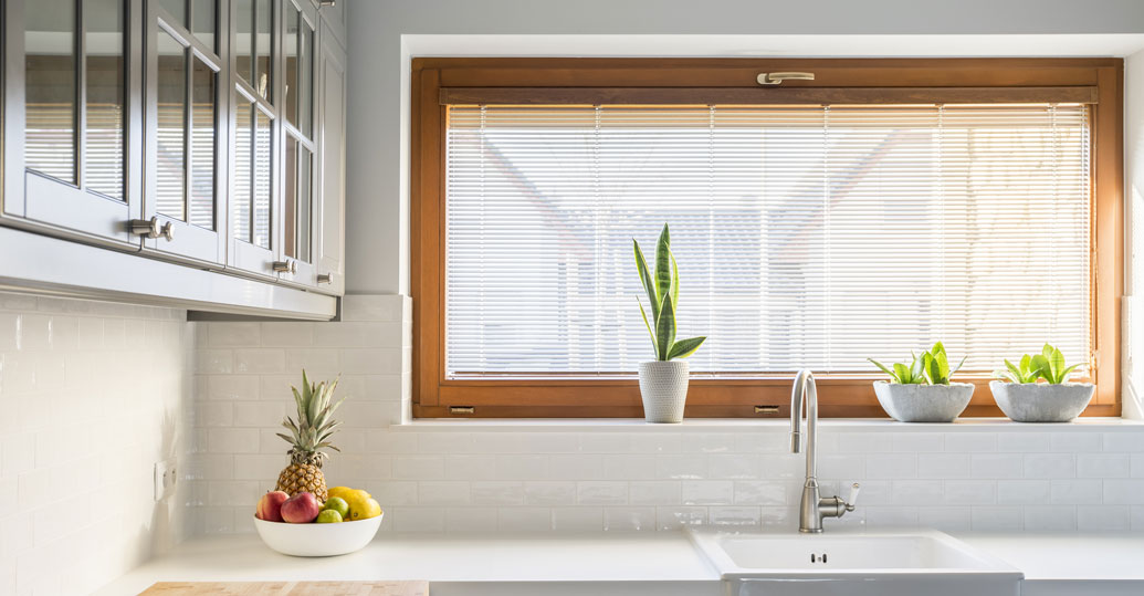 If You Only Have A Small Section Of Wall Facing The Outside Of Your Home,  Youu0027ll Have To Limit The Size Of Your Kitchen Windows. The Most Popular  Smaller ...