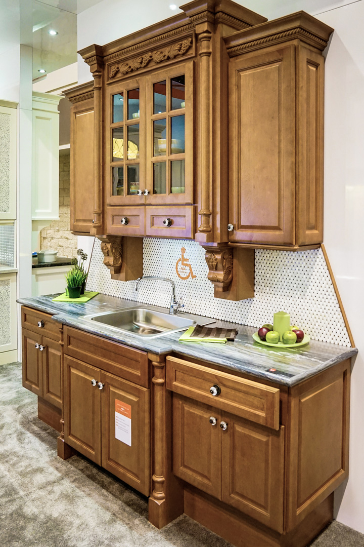 around the a this visualizer niche cabinets design kitchen canvas cabinetry cozy makes room fabuwood cabinet