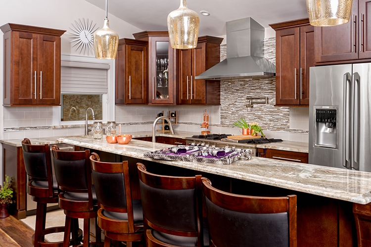 Miraculous Modern Kitchen Cabinets Mixed With Classic Styles Beutiful Home Inspiration Truamahrainfo