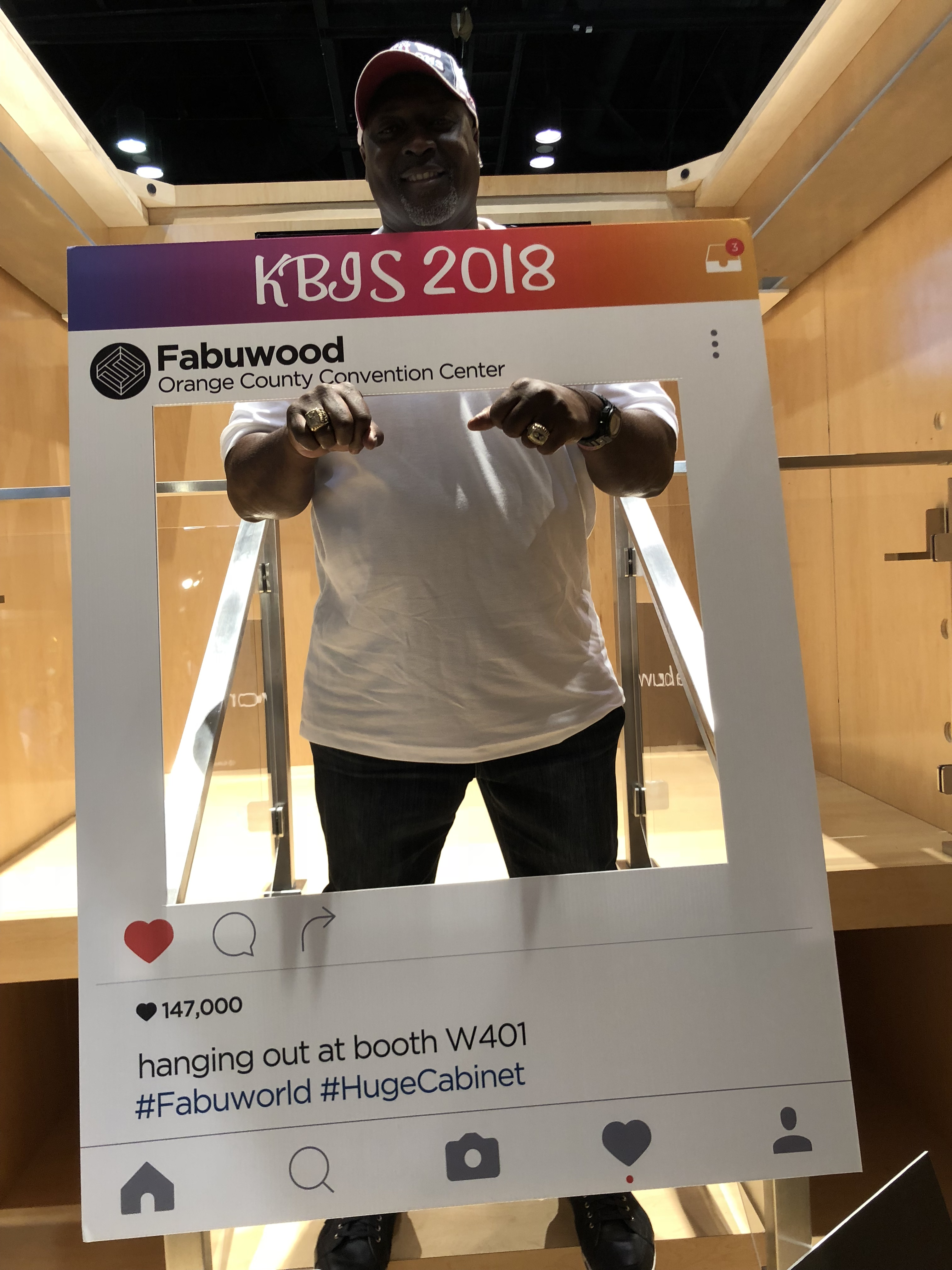 Kbis 2018 Fabuwood Cabinetry