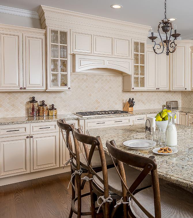 Trending Kitchen Cabinet Colors 2019
