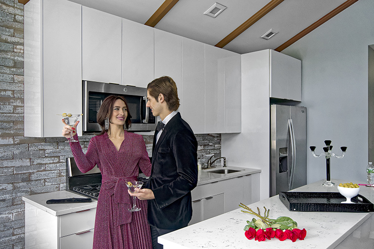 high gloss cabinets - High Gloss Kitchen Cabinets