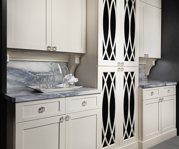 THE PRO OF Semi Custom Kitchen Cabinets