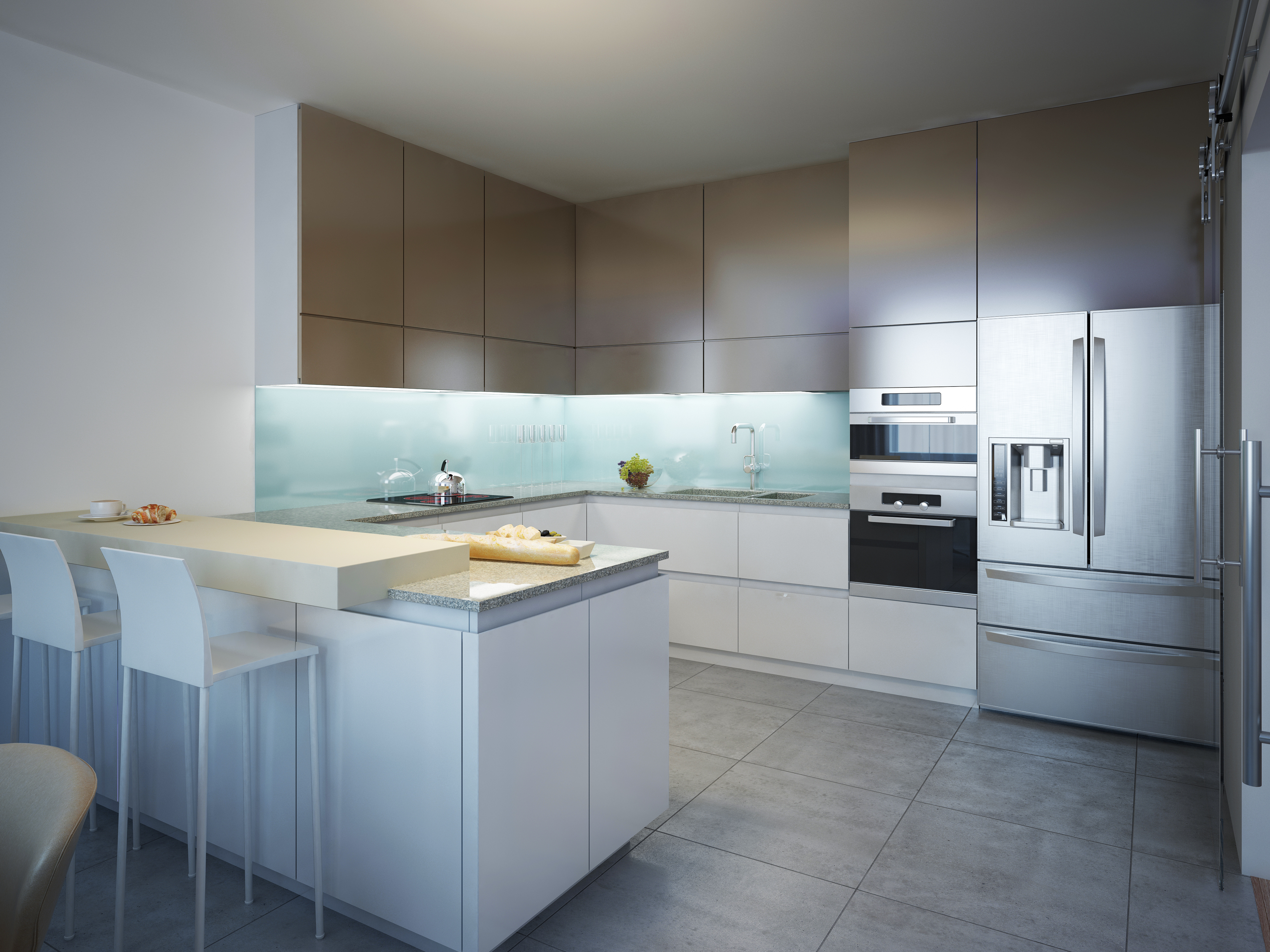 How to Choose the Best Kitchen Layout | Fabuwood Blog